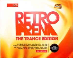 VA - Retro Arena The Trance Edition (2014) [FLAC] Download
