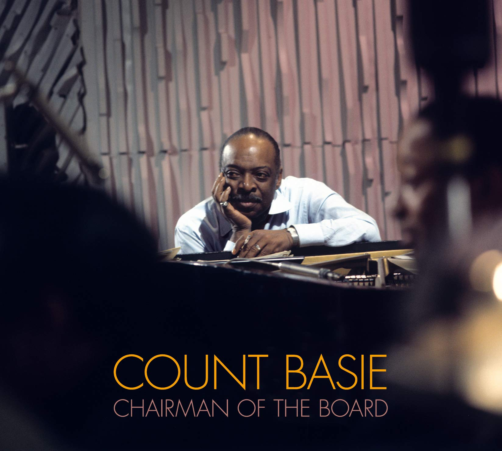 Count Basie & His Orchestra - Chairman Of The Board (1959) [FLAC] Download
