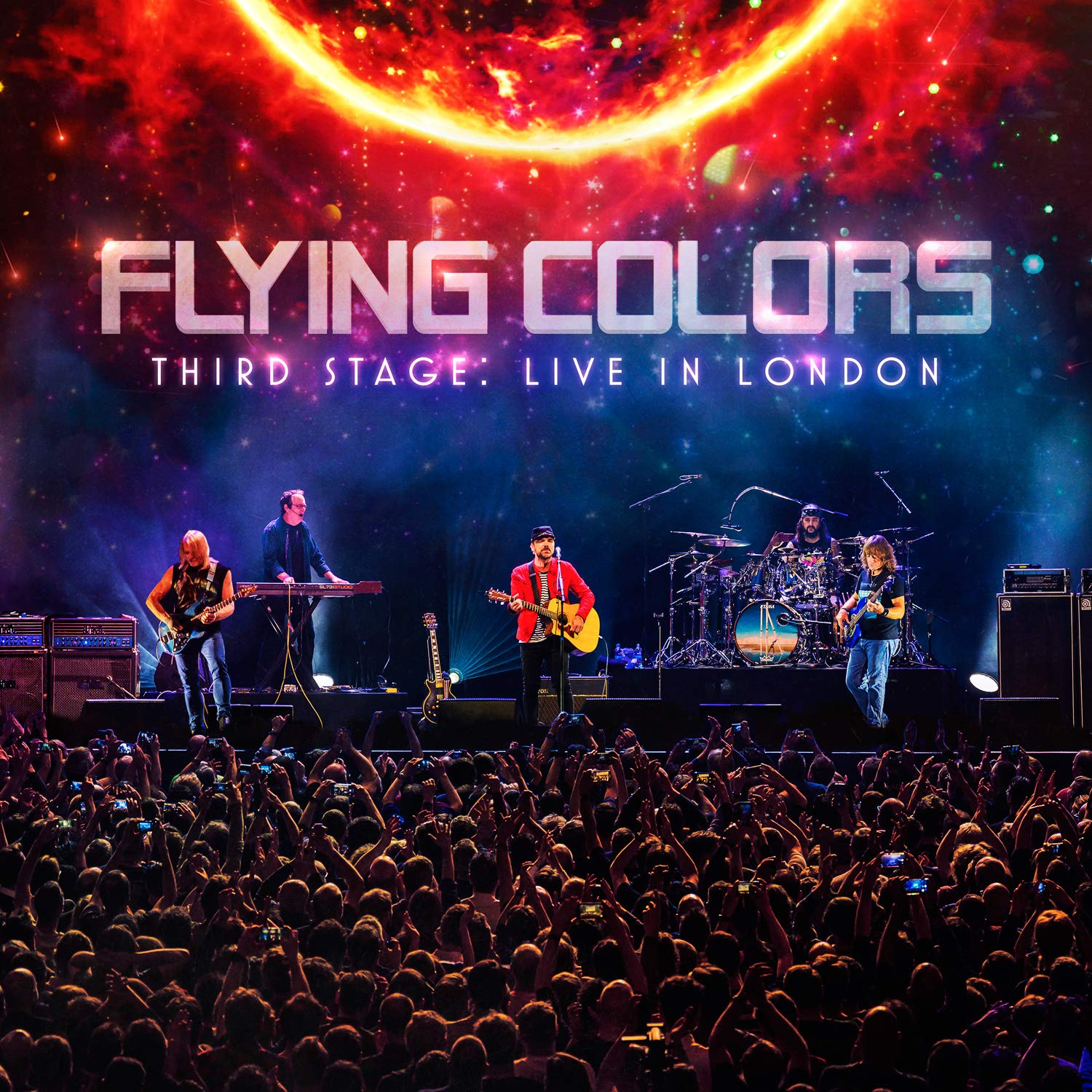 Flying Colors - Third Stage: Live in London (2020) [FLAC] Download