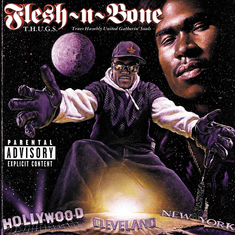 Flesh-N-Bone-T.H.U.G.S. Trues Humbly United Gatherin Souls-CD-FLAC-1996-THEVOiD