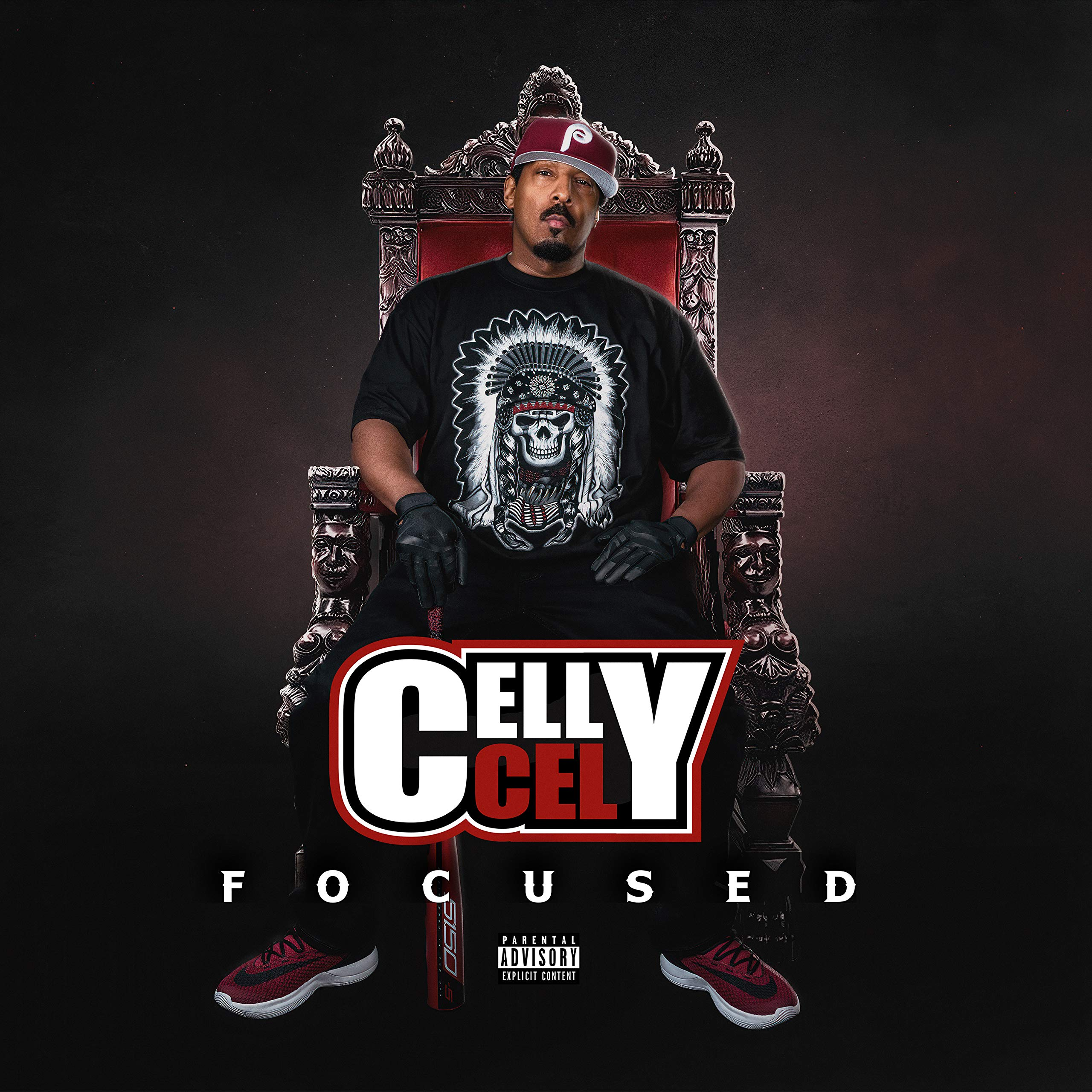Celly Cel - Focused (2020) [FLAC] Download