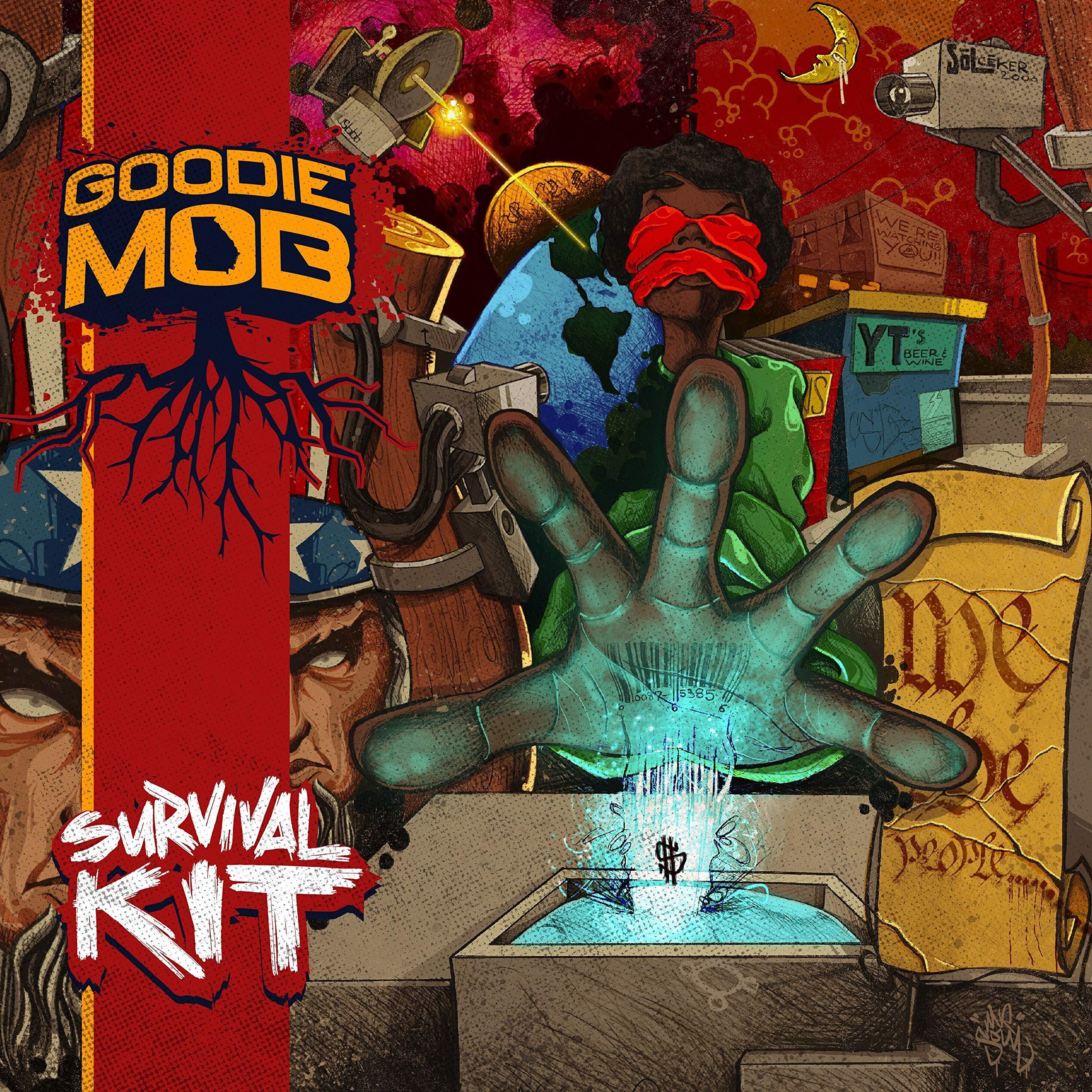 Goodie Mob - Survival Kit (2020) [FLAC] Download