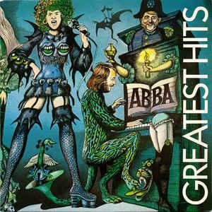 ABBA – Greatest Hits (1975) [FLAC]