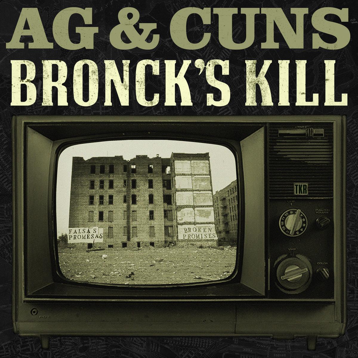 AG & Cuns - Bronck's Kill (2019) [FLAC] Download