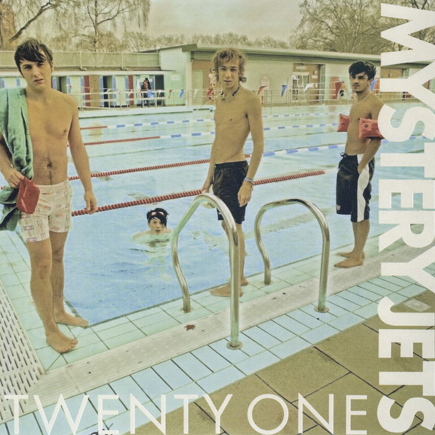 Mystery Jets – Twenty One (2008) [FLAC]