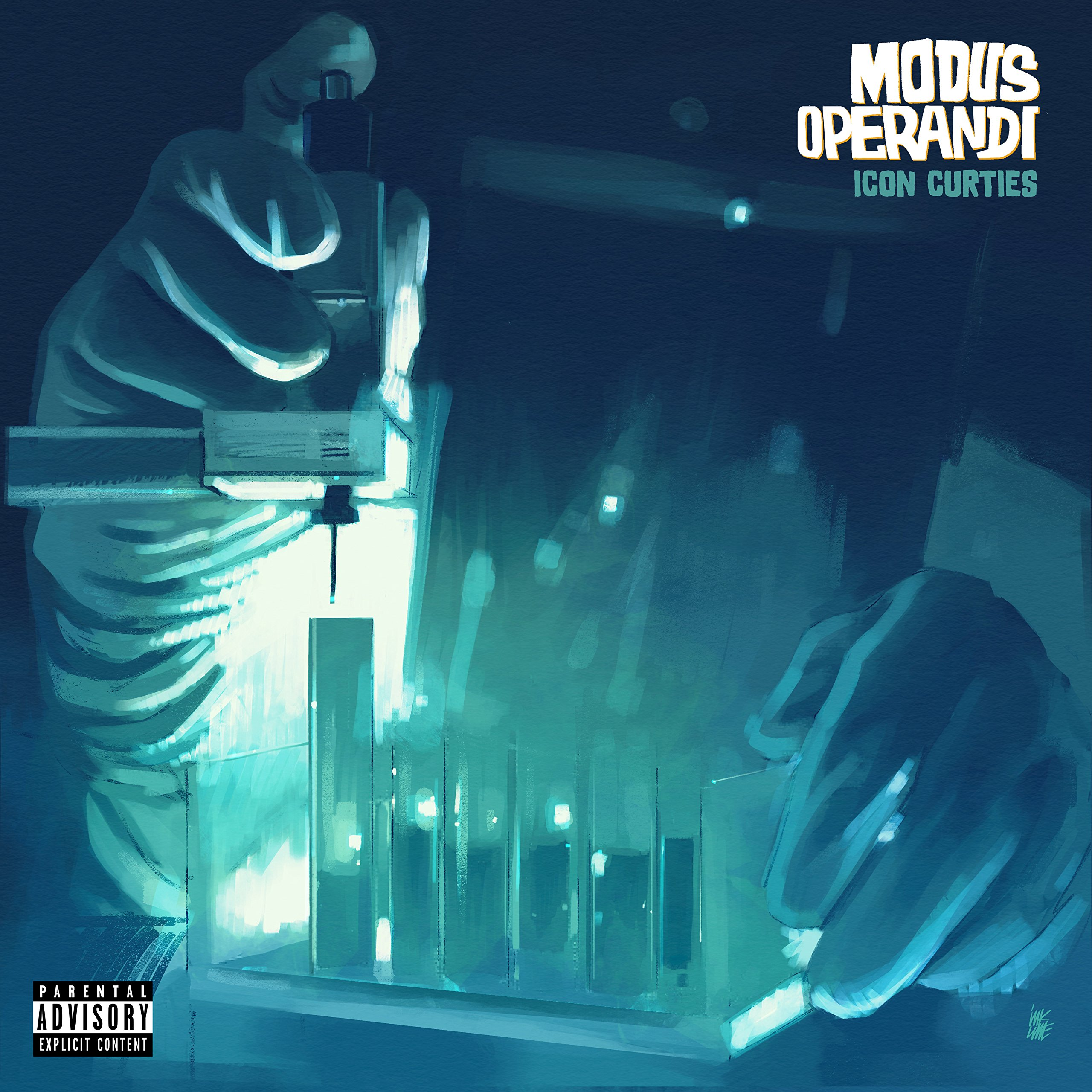 Icon Curties – Modus Operandi (2018) [FLAC]