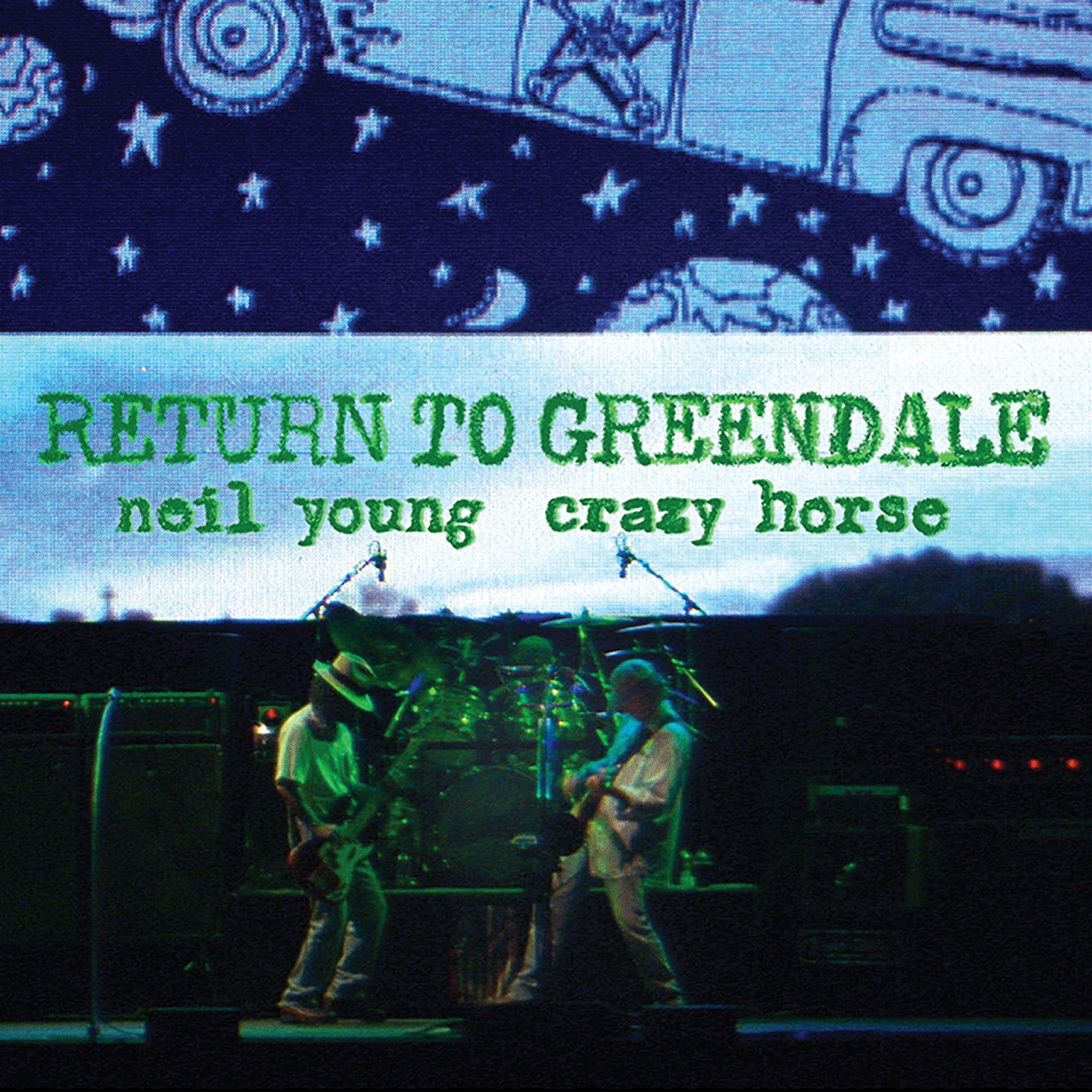 Neil Young & Crazy Horse - Return To Greendale (2020) [FLAC] Download