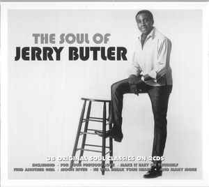 Jerry Butler - The Soul Of Jerry Butler (2015) [FLAC] Download