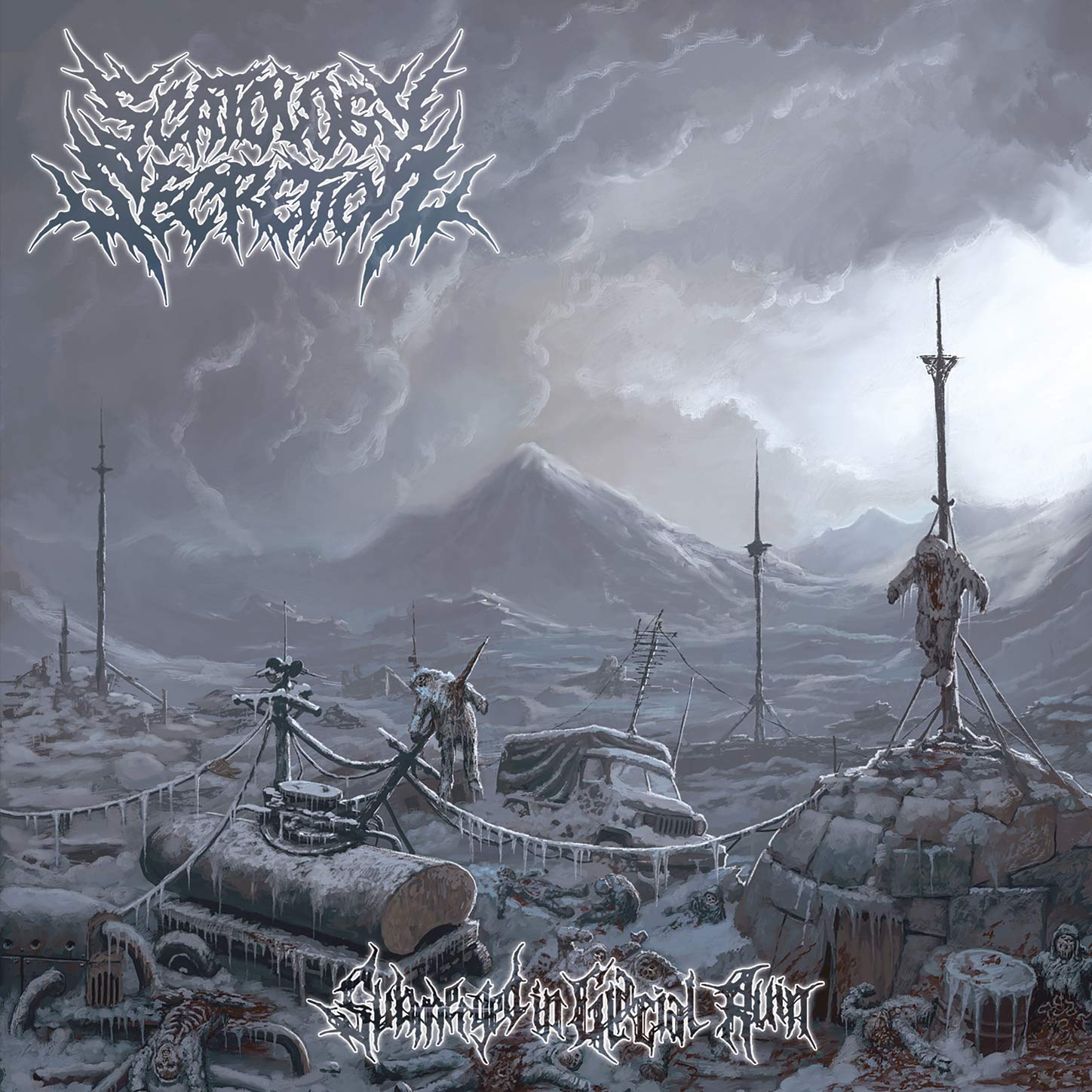 Scatology Secretion-Submerged in Glacial Ruin-(PER159)-CD-FLAC-2020-86D
