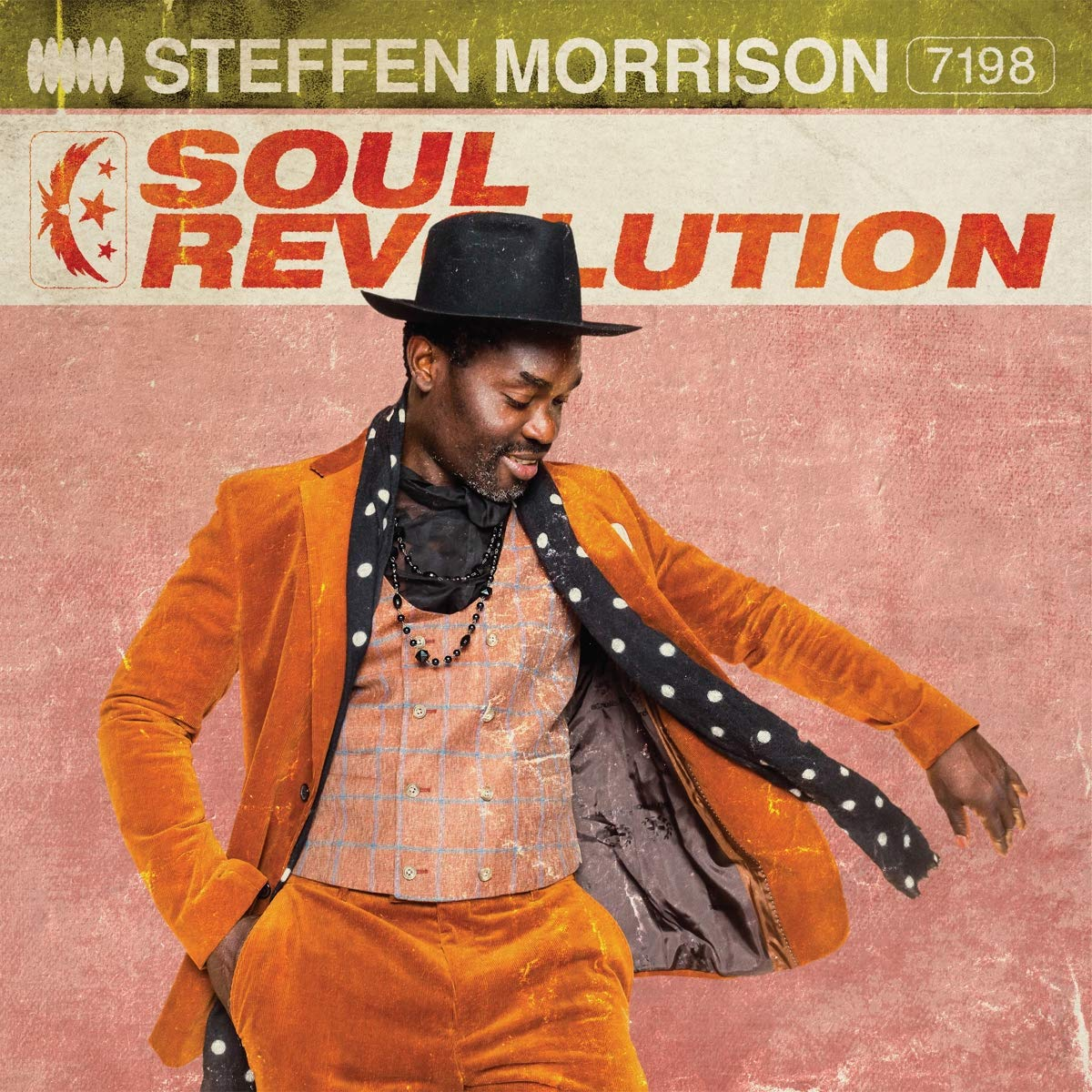 Steffen Morrison - Soul Revolution (2020) [FLAC] Download