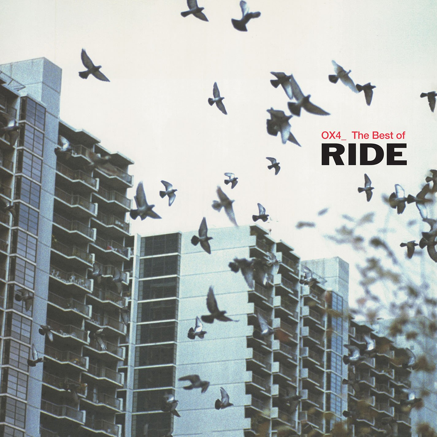 Ride - OX4_ The Best Of Ride (2003) [FLAC] Download