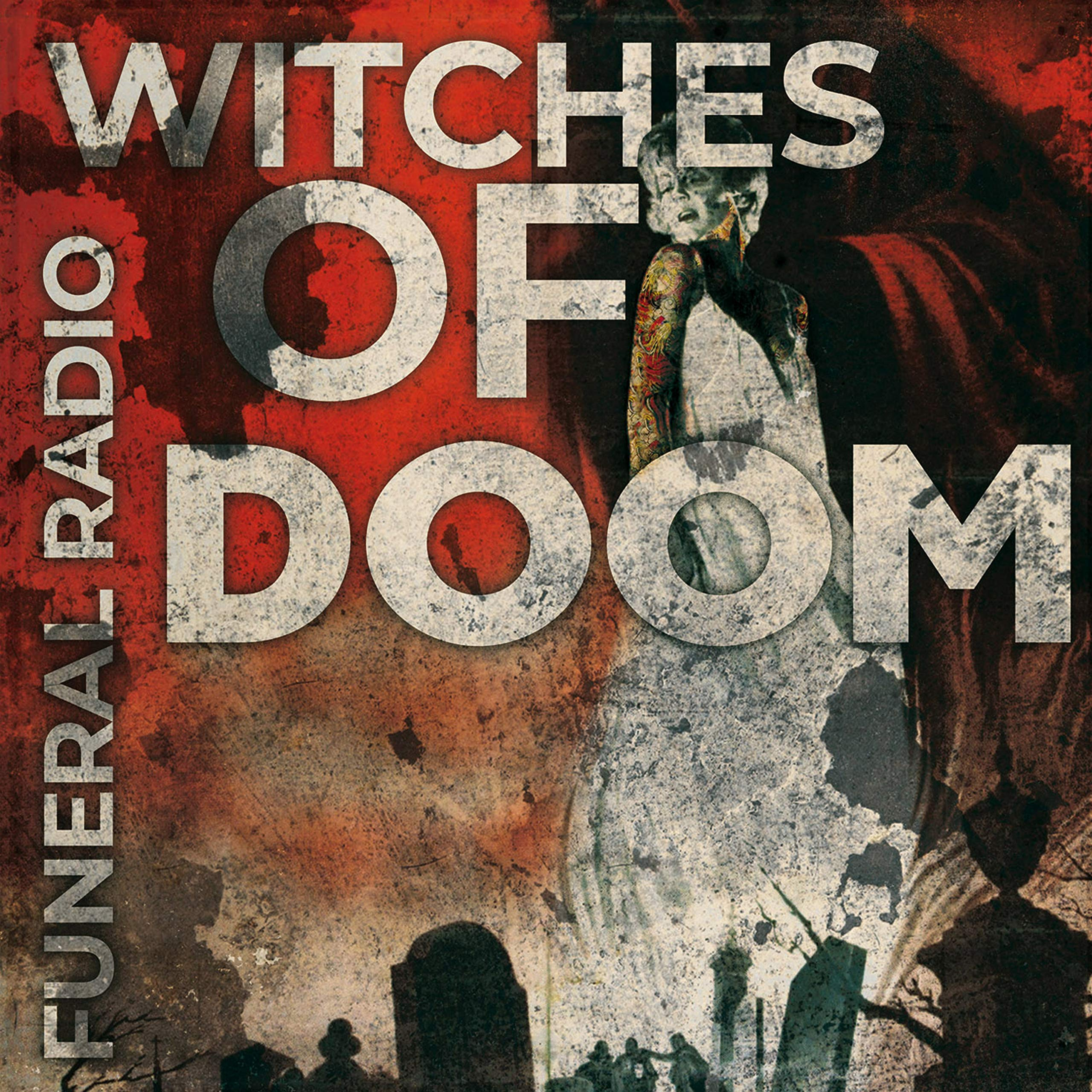Witches of Doom-Funeral Radio-CD-FLAC-2020-GRAVEWISH