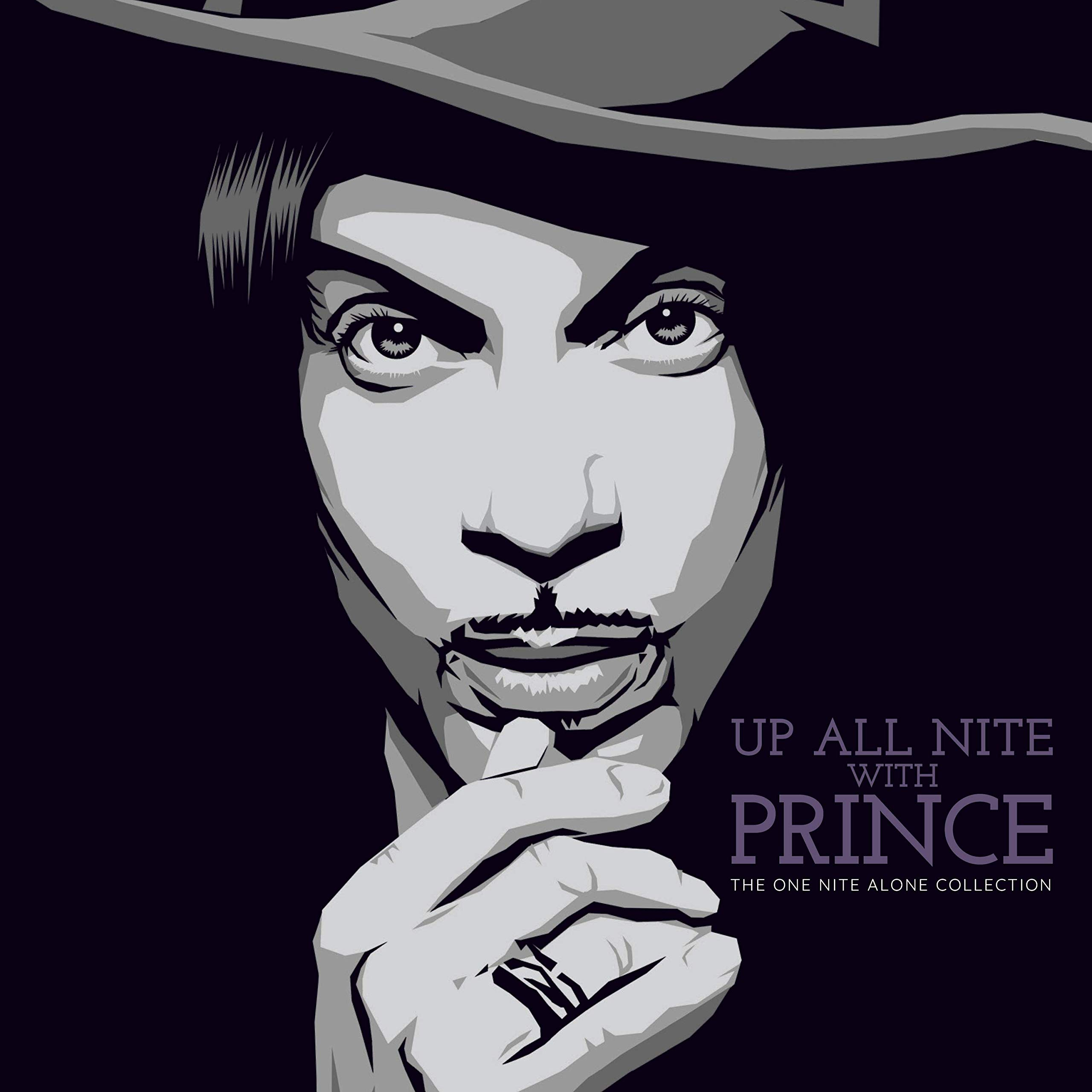 Prince & The NPG - Up All Nite With Prince  The One Nite Alone Collection (2020) [FLAC] Download