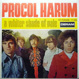 Procol Harum - A Whiter Shade Of Pale (1993) [FLAC] Download
