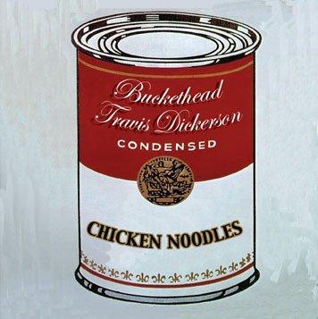 Buckethead, Travis Dickerson – Chicken Noodles (2006) [FLAC]