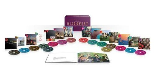 Pink Floyd - Discovery (2011) [FLAC] Download