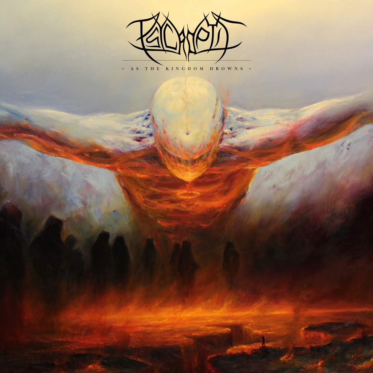 Psycroptic - As The Kingdom Drowns (2018) [FLAC] Download