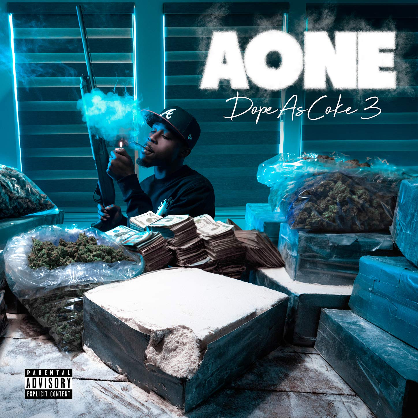 AOne - Dope As Coke 3 (2020) [FLAC] Download