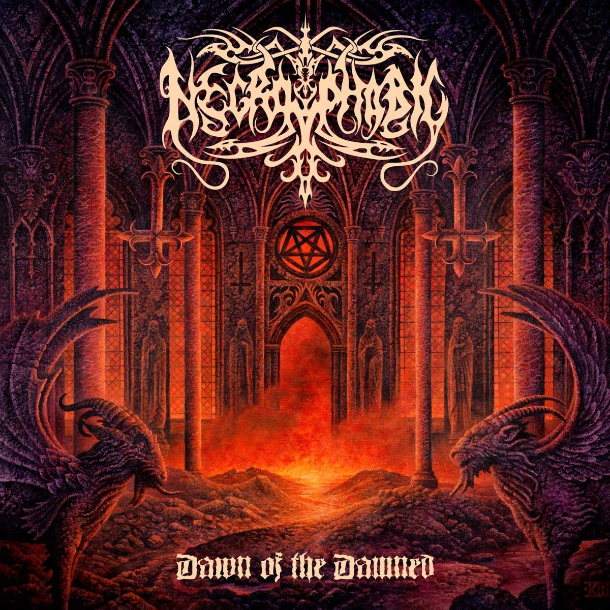 Necrophobic - Dawn Of The Damned (2020) [FLAC] Download