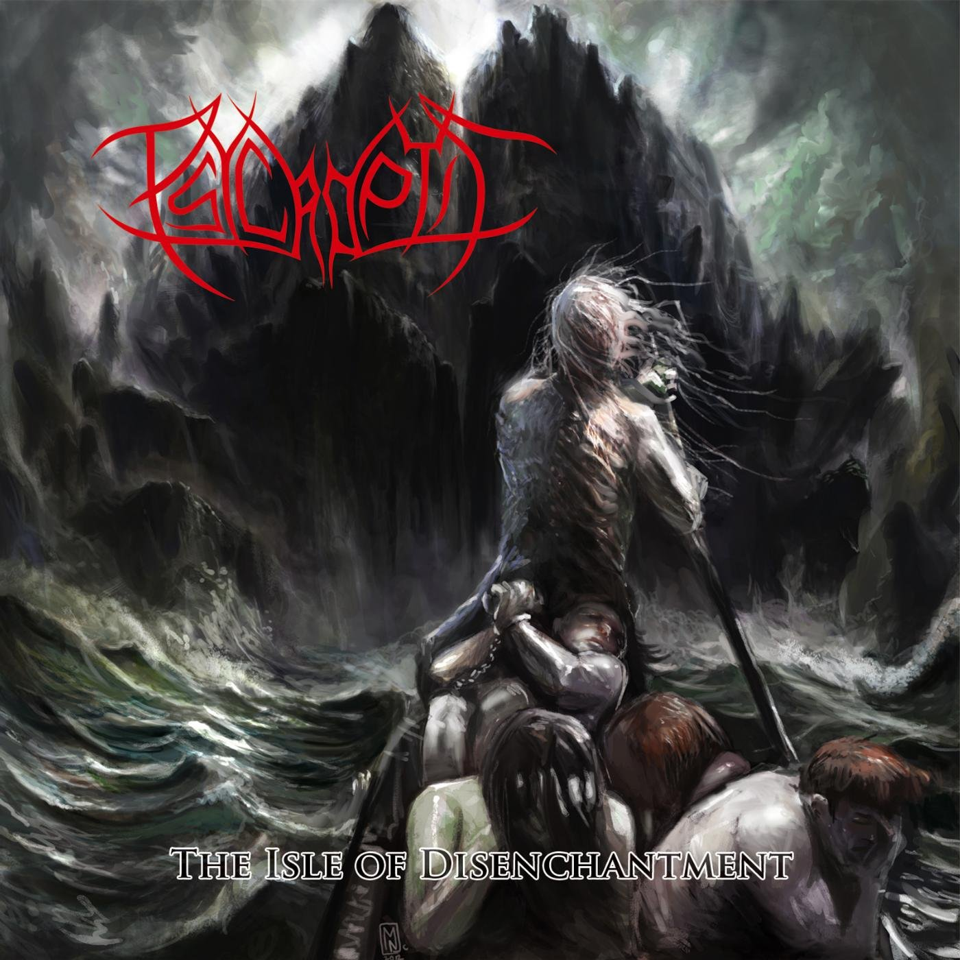 Psycroptic - The Isle Of Disenchantment (2001) [FLAC] Download