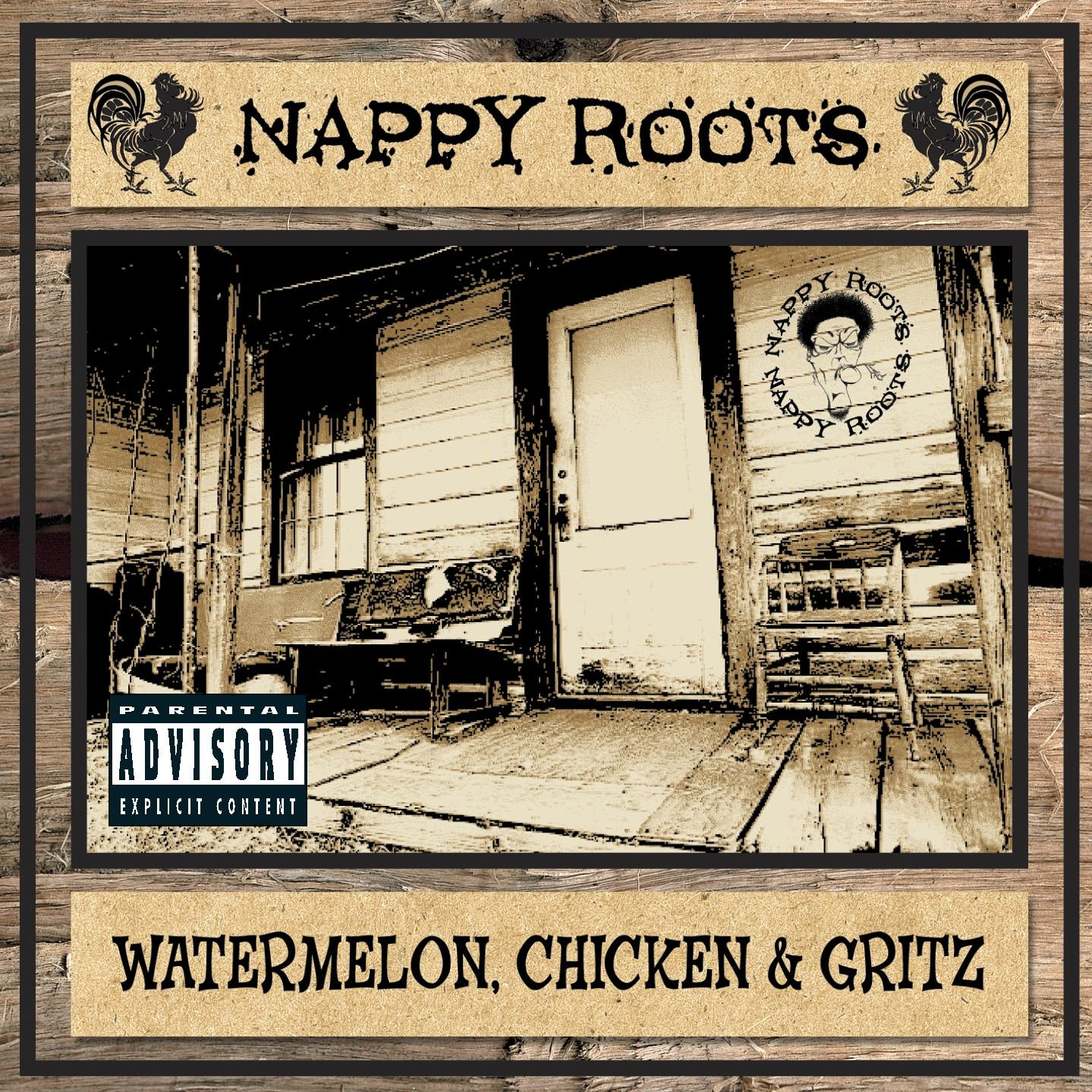 Nappy Roots - Watermelon, Chicken & Gritz (2002) [FLAC] Download