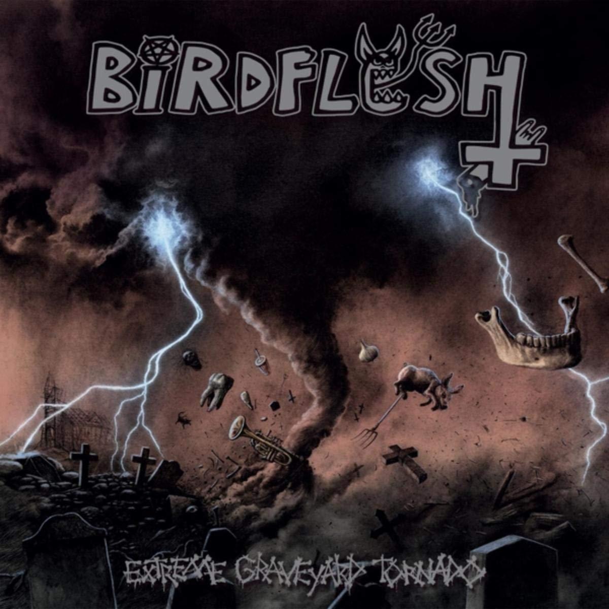 Birdflesh – Extreme Graveyard Tornado (2019) [FLAC]
