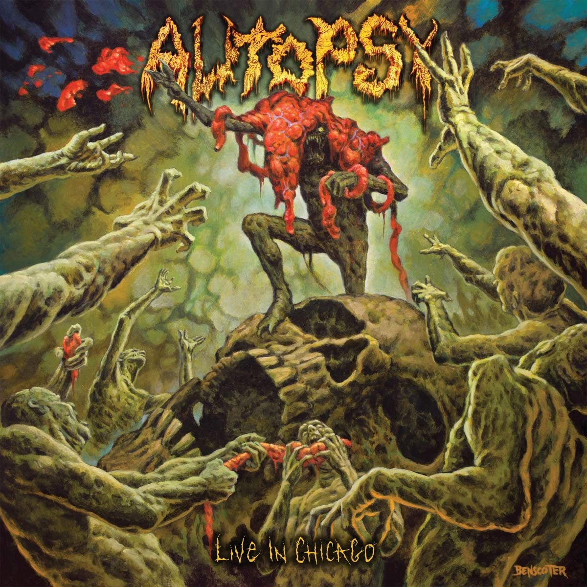 Autopsy - Live in Chicago (2020) [FLAC] Download