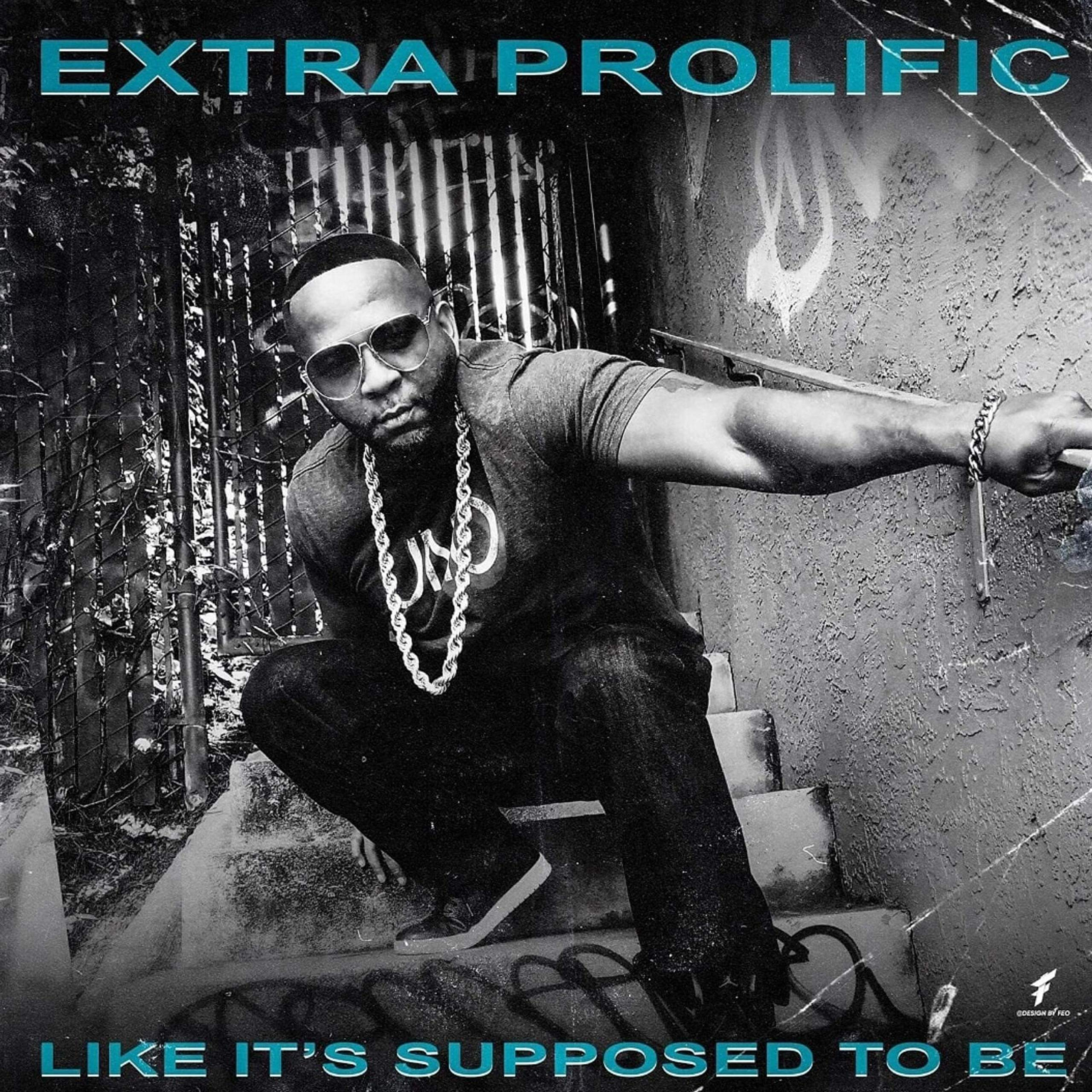 Extra Prolific - Like It's Supposed To Be (2020) [FLAC] Download