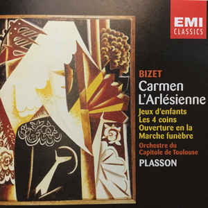Michel Plasson – Bizet: Carmen, L'Arlesienne And Other Works (1993) [FLAC]