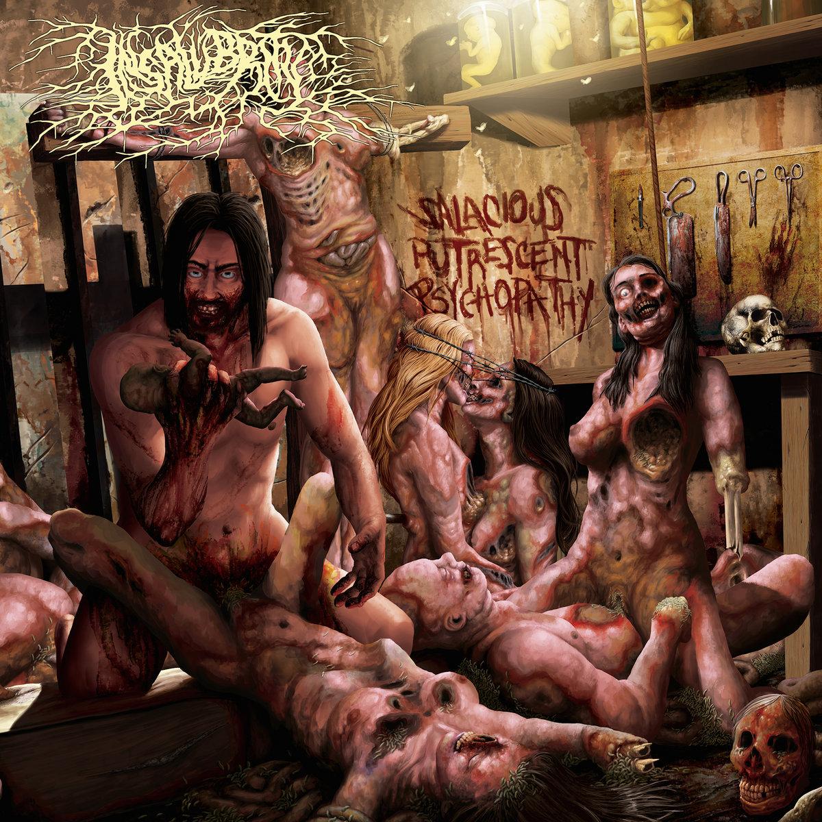 Insalubrity - Salacious Putrescent Psychopathy (2020) [FLAC] Download