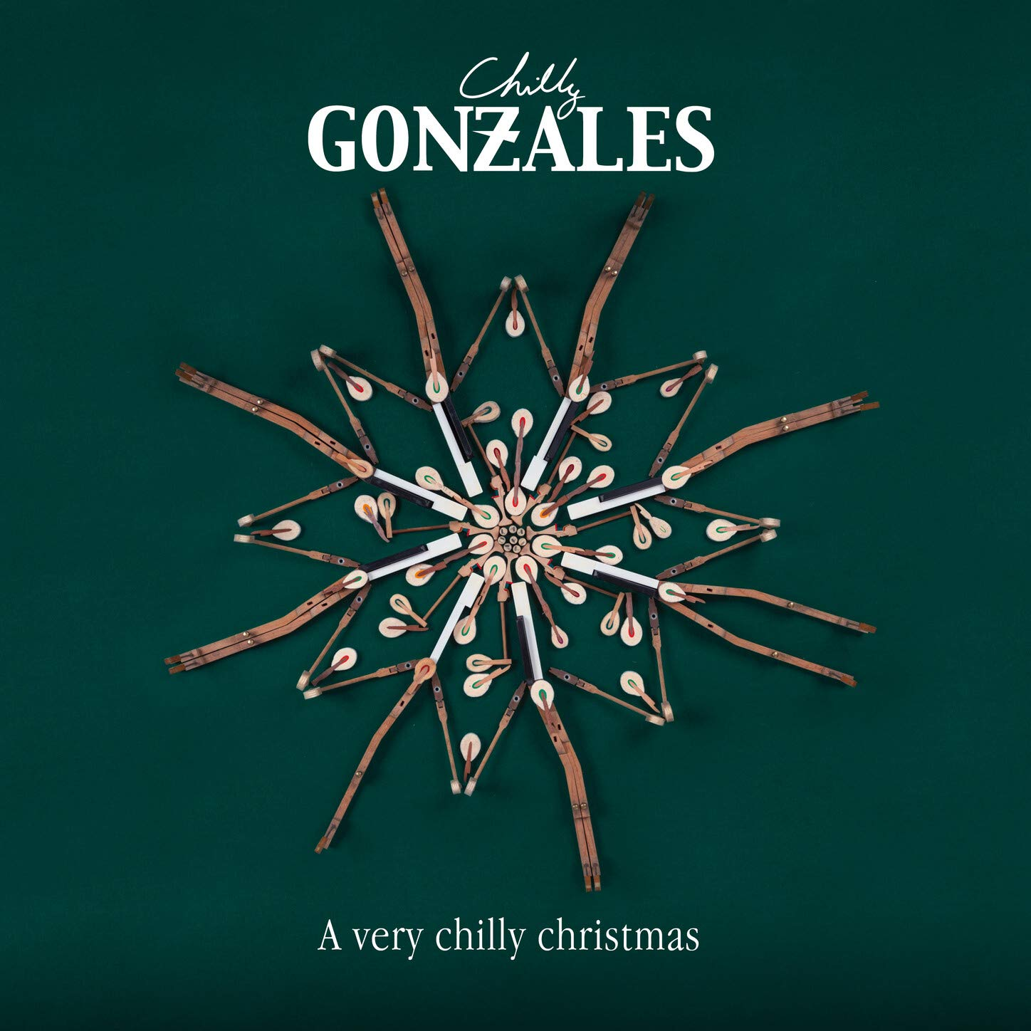 Chilly Gonzales – A Very Chilly Christmas (2020) [FLAC]