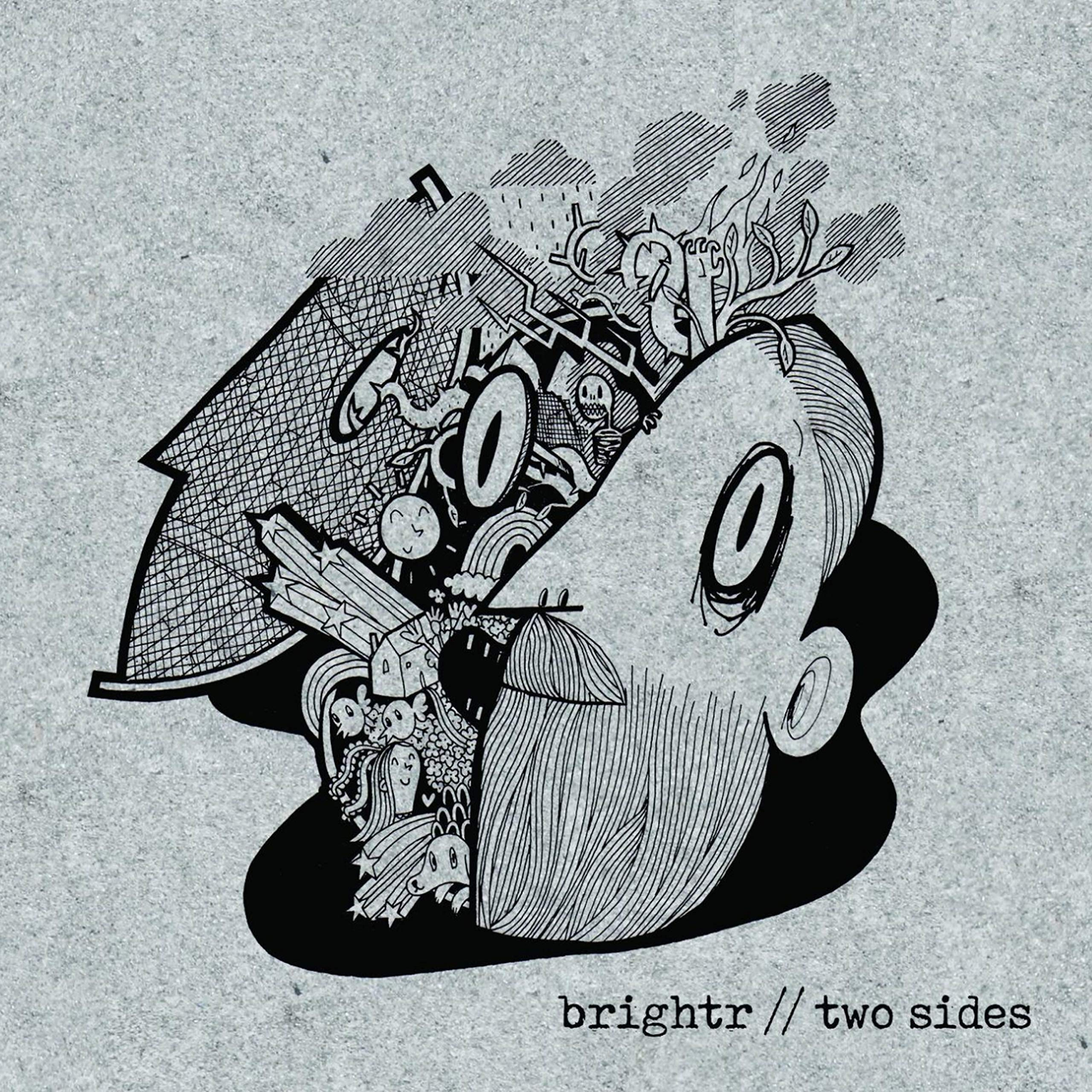 Brightr – Two Sides (2019) [FLAC]