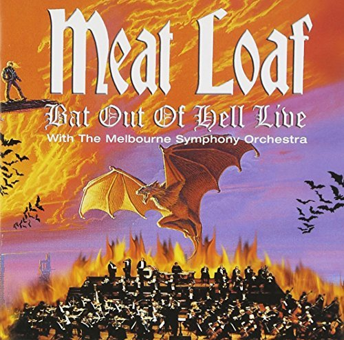 Meat Loaf – Bat Out Of Hell Live With The Melbourne Symphony Orchestra (2004) [FLAC]