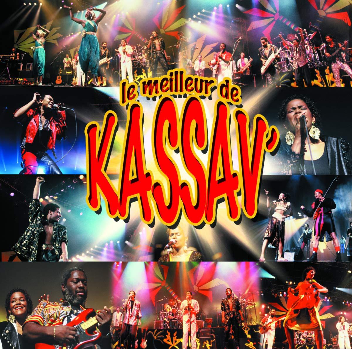 Kassav – Le Meilleur de Kassav (1995) [FLAC]