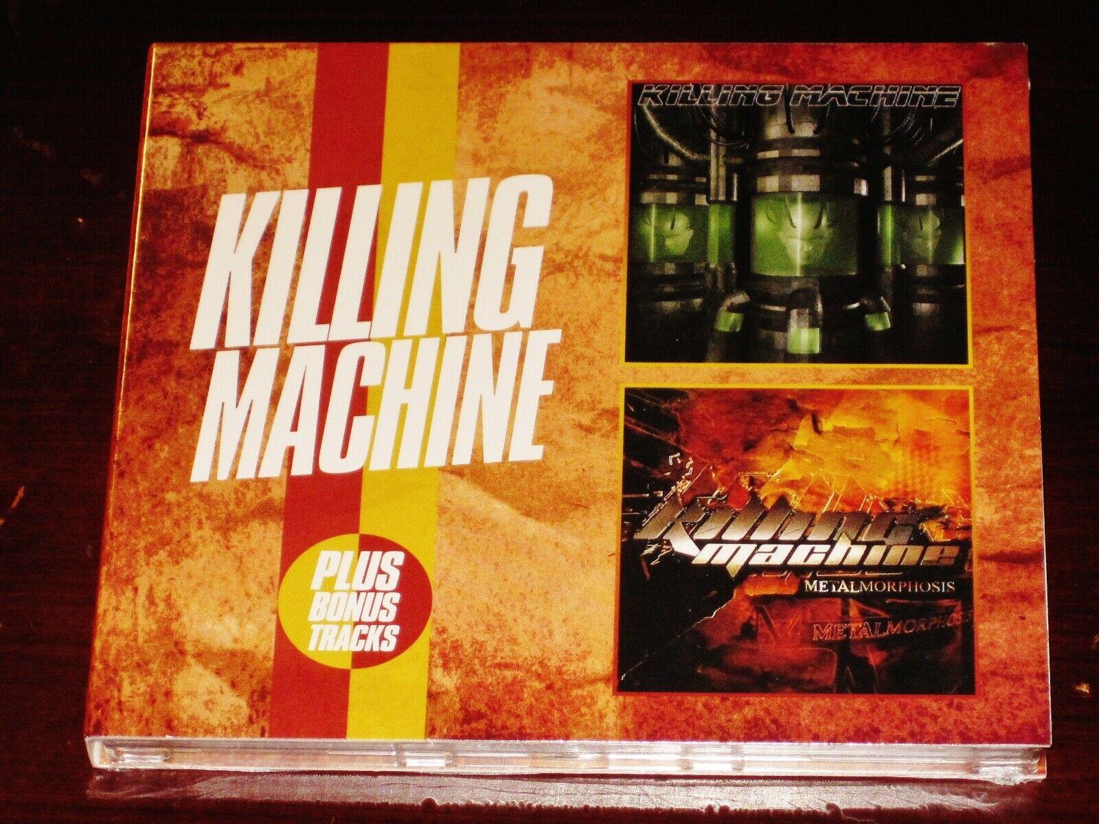 Killing Machine – Killing Machine (2020) [FLAC]