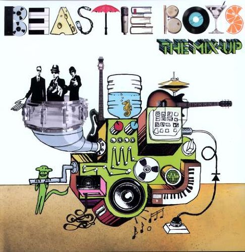 Beastie Boys – The Mix-Up (2007) [FLAC]