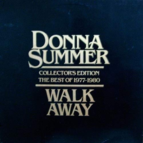 Donna Summer – Walk Away Collector's Edition  The Best Of 1977-1980 (1980) [FLAC]