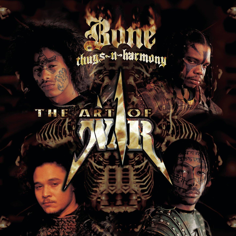 Bone Thugs-N-Harmony – The Art Of War (1997) [FLAC]