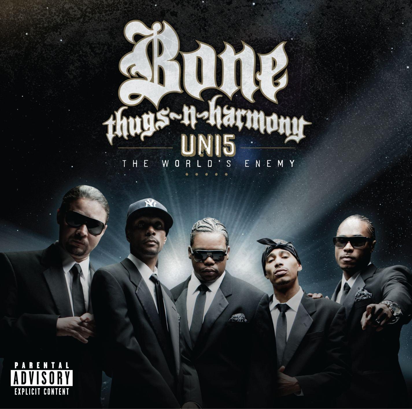 Bone Thugs-N-Harmony – Uni5: The World's Enemy (2010) [FLAC]