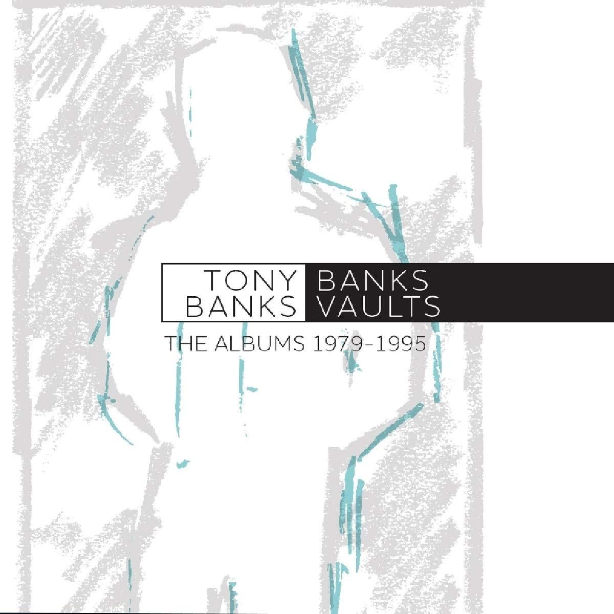 Tony Banks – Bank Vaults  The Albums 1979-1995 (2019) [FLAC]