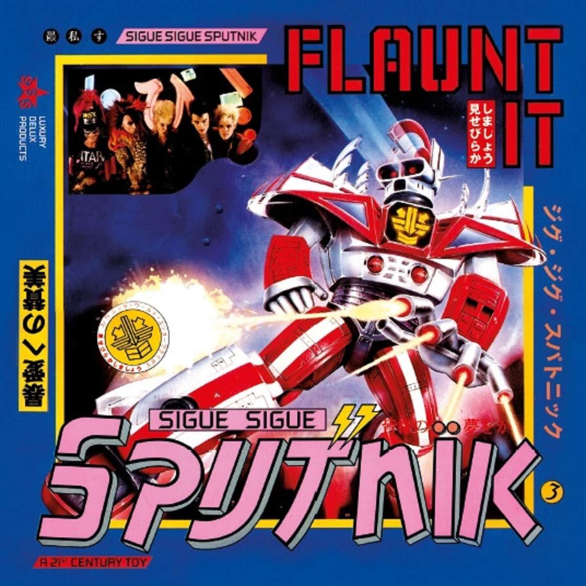 Sigue Sigue Sputnik – Flaunt It (2020) [FLAC]