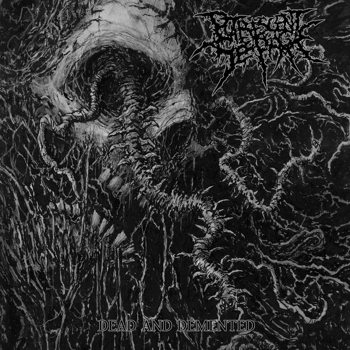 Putrescent Seepage – Dead and Demented (2020) [FLAC]