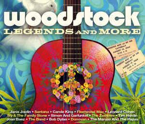 VA – Woodstock Legends And More (2019) [FLAC]