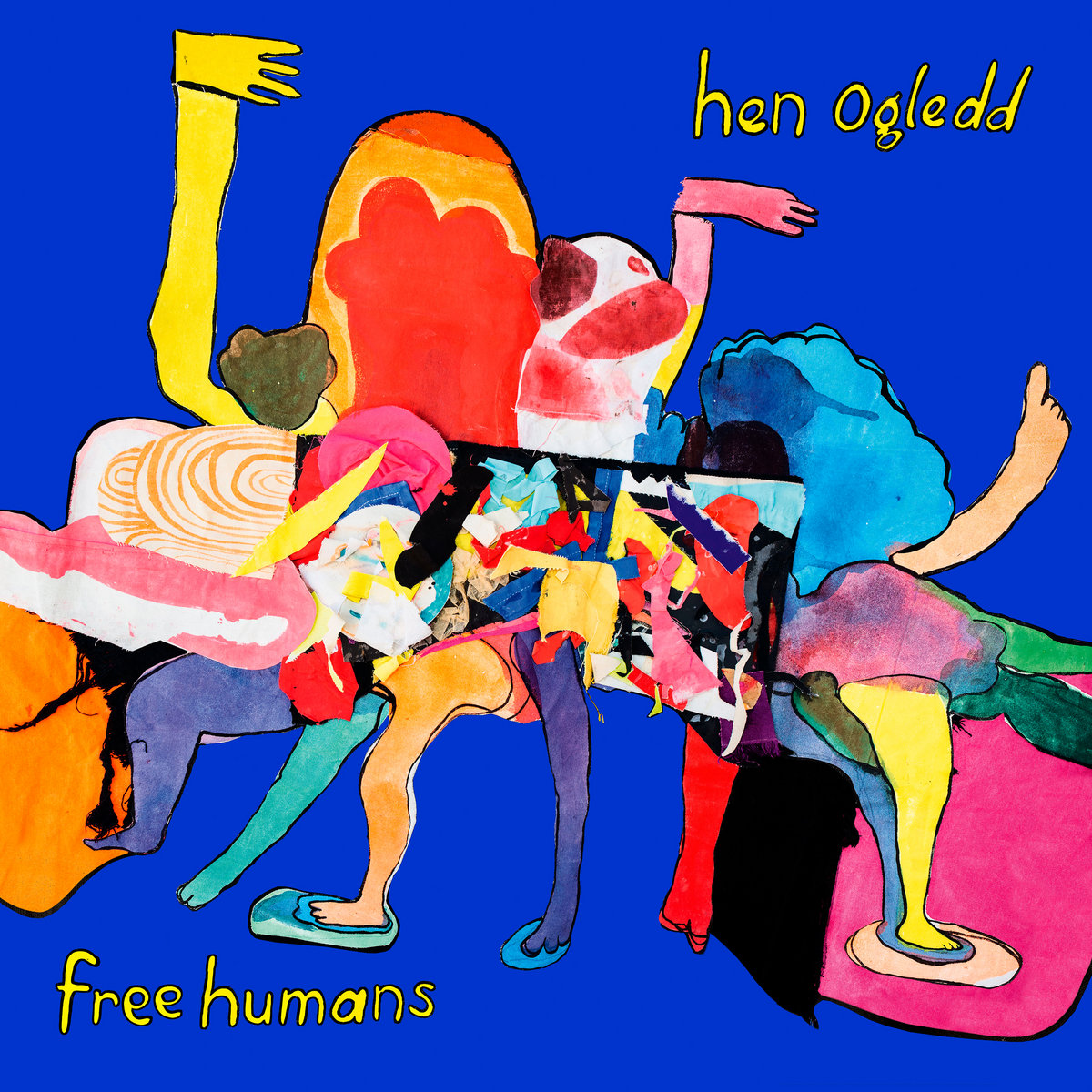 Hen Ogledd – Free Humans (2020) [FLAC]
