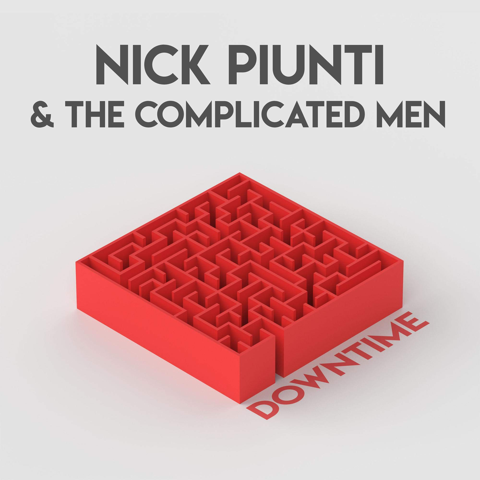 Nick Piunti & The Complicated Men – Downtime (2020) [FLAC]
