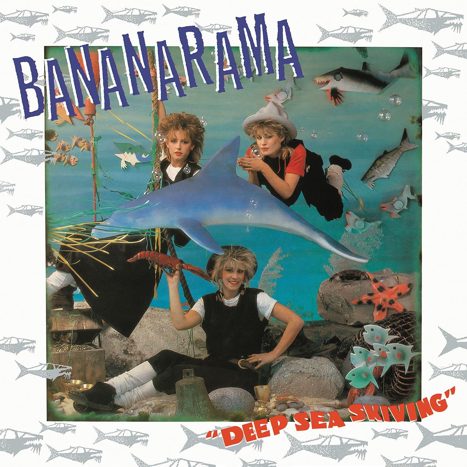 Bananarama – Deep Sea Skiving (2013) [FLAC]