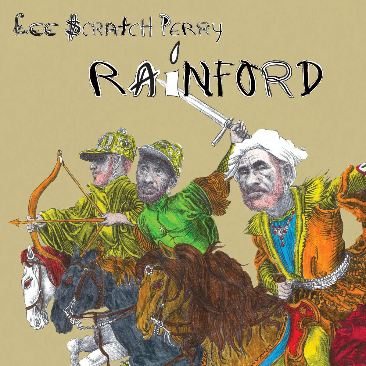 Lee Scratch Perry – Rainford (2019) [FLAC]