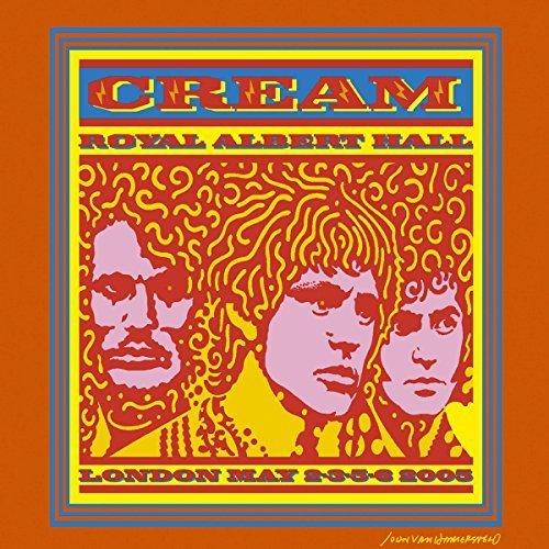 Cream – Royal Albert Hall London May 2-3-5-6 05 (2005) [FLAC]