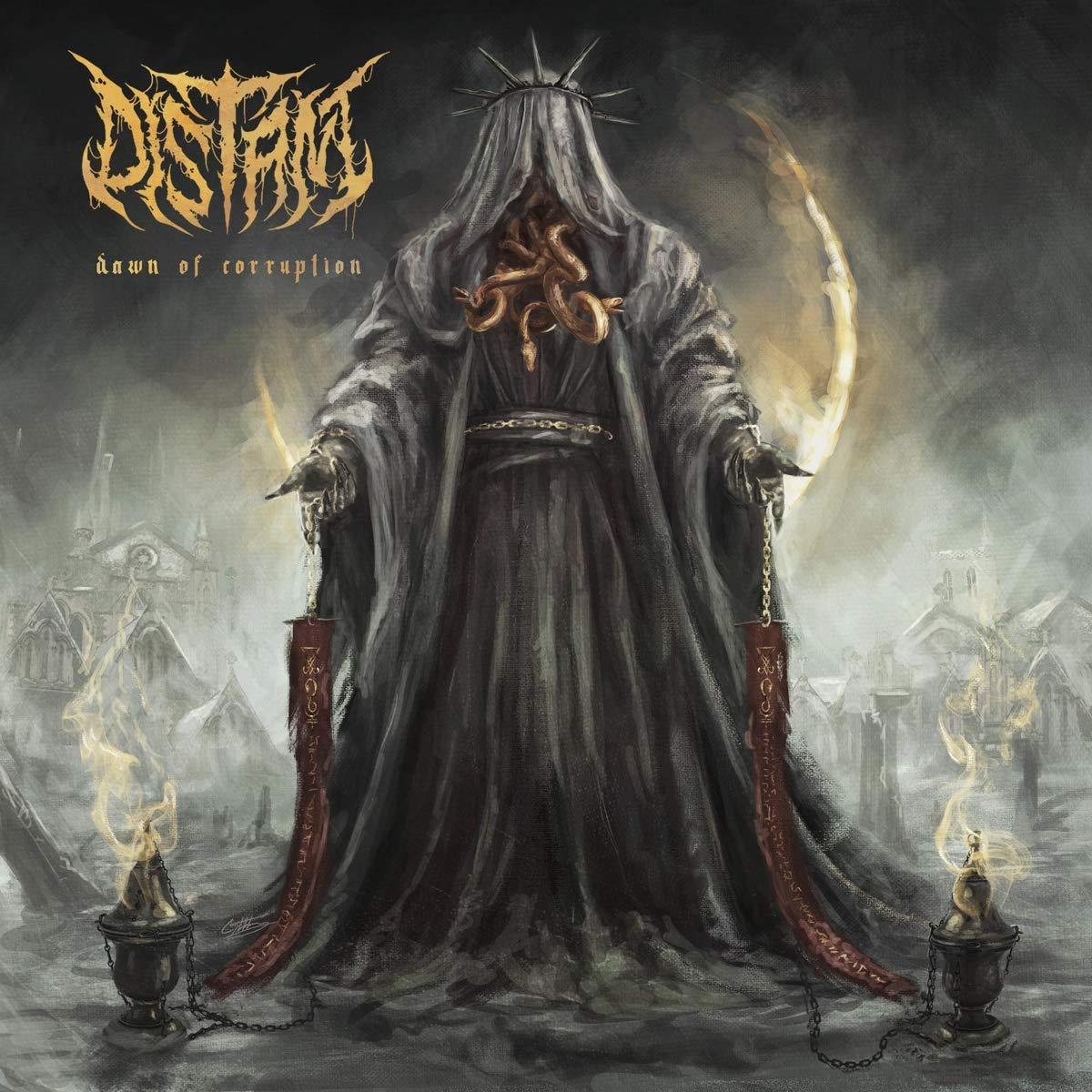 Distant – Dawn of Corruption (2020) [FLAC]