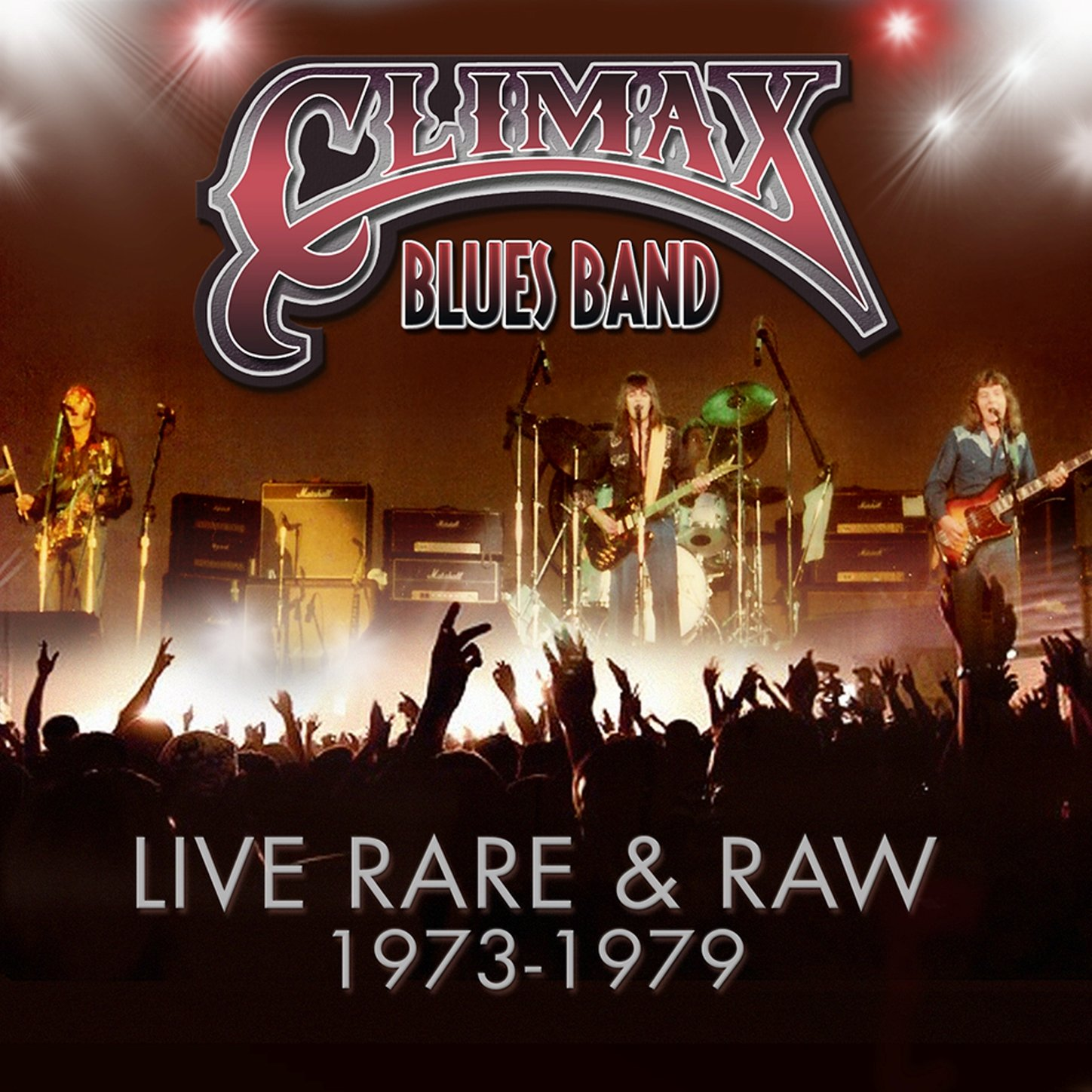 Climax Blues Band – Live Rare And Raw 1973-1979 (2014) [FLAC]